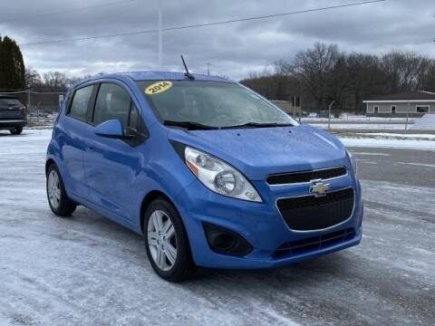 2014 Chevrolet Spark for sale at Betten Baker Preowned Center in Twin Lake MI
