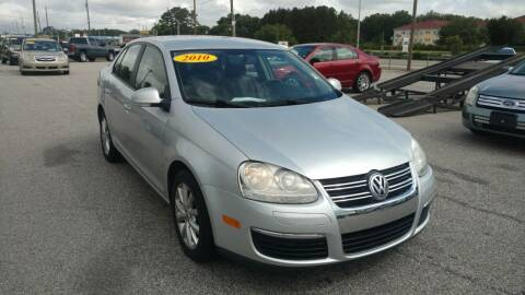 2010 Volkswagen Jetta for sale at Kelly & Kelly Supermarket of Cars in Fayetteville NC