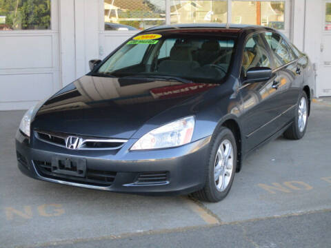 2006 Honda Accord for sale at Select Cars & Trucks Inc in Hubbard OR