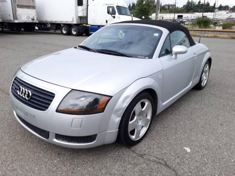 2001 Audi TT for sale at South Tacoma Motors Inc in Tacoma WA