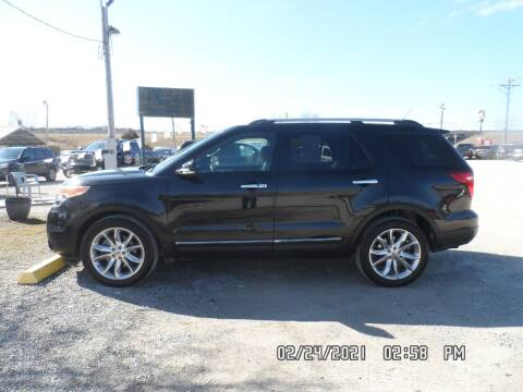 2013 Ford Explorer for sale at Town and Country Motors in Warsaw MO