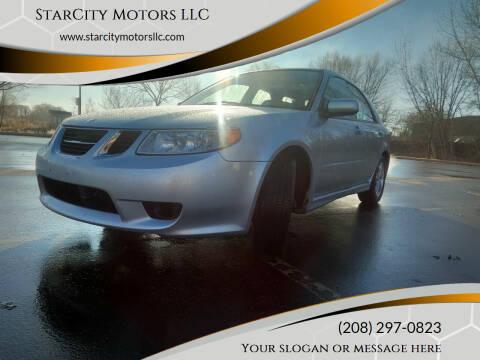 2005 Saab 9-2X for sale at StarCity Motors LLC in Garden City ID