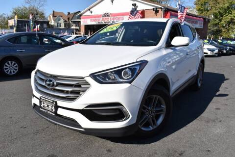 2017 Hyundai Santa Fe Sport for sale at Foreign Auto Imports in Irvington NJ