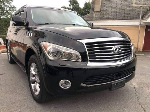 2013 Infiniti QX56 for sale at Dracut's Car Connection in Methuen MA