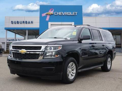 2015 Chevrolet Suburban for sale at Suburban Chevrolet of Ann Arbor in Ann Arbor MI