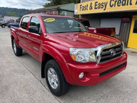 2009 Toyota Tacoma for sale at Worldwide Auto Group LLC in Monroeville PA