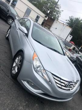 2012 Hyundai Sonata for sale at GM Automotive Group in Philadelphia PA