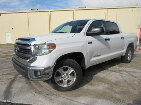 2014 Toyota Tundra for sale at Easy Deal Auto Brokers in Hollywood FL