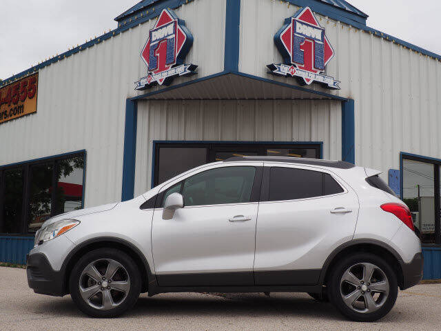 2013 Buick Encore for sale at DRIVE 1 OF KILLEEN in Killeen TX