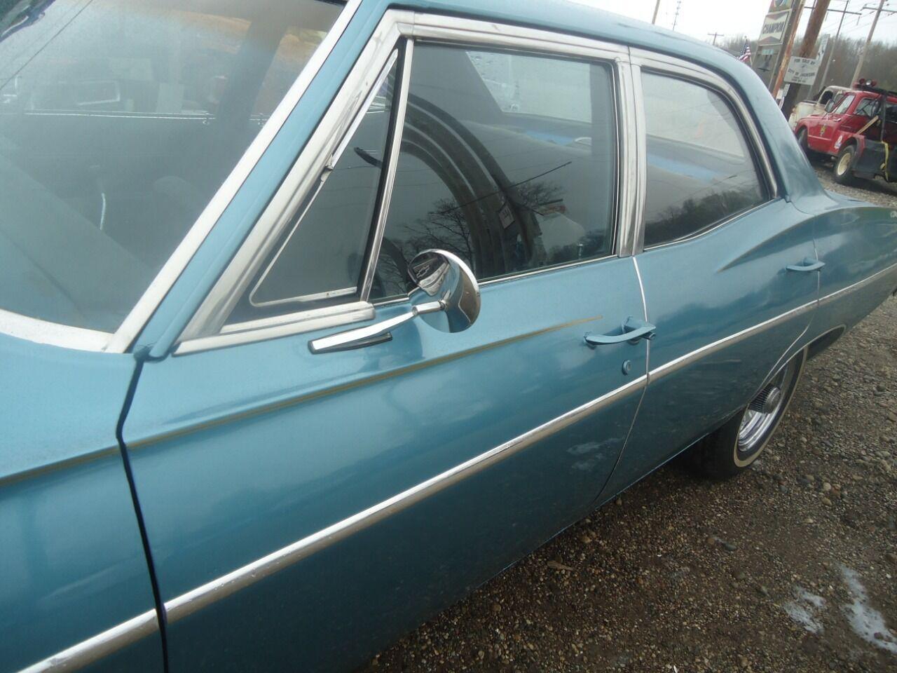 1968 Chevrolet Impala 25