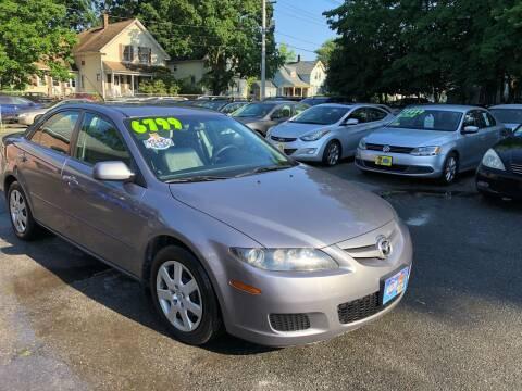 2006 Mazda MAZDA6 for sale at Emory Street Auto Sales and Service in Attleboro MA