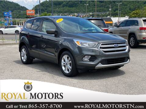 2017 Ford Escape for sale at ROYAL MOTORS LLC in Knoxville TN