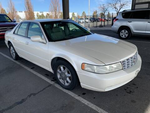 2001 Cadillac Seville for sale at Auto Bike Sales in Reno NV