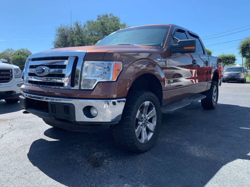 2012 Ford F-150 for sale at Bargain Auto Sales in West Palm Beach FL