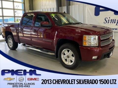 2013 Chevrolet Silverado 1500 for sale at Piehl Motors - PIEHL Chevrolet Buick Cadillac in Princeton IL