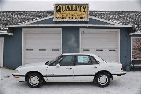 1999 Buick LeSabre for sale at Quality Pre-Owned Automotive in Cuba MO
