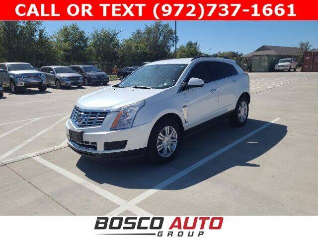 2013 Cadillac SRX for sale at Bosco Auto Group in Flower Mound TX