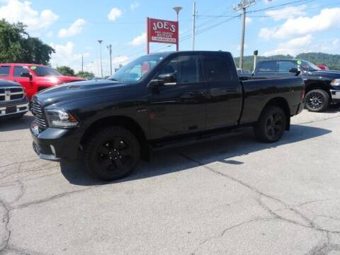 2017 RAM Ram Pickup 1500 for sale at Joe's Preowned Autos in Moundsville WV