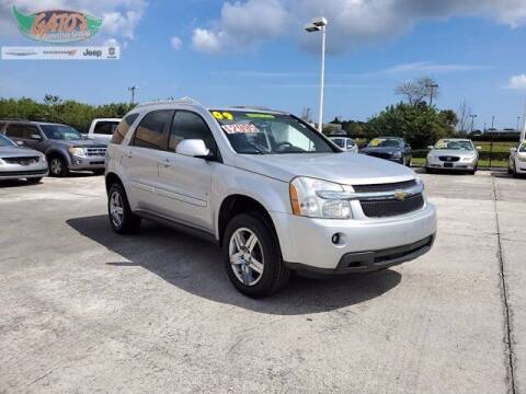 2009 Chevrolet Equinox for sale at GATOR'S IMPORT SUPERSTORE in Melbourne FL