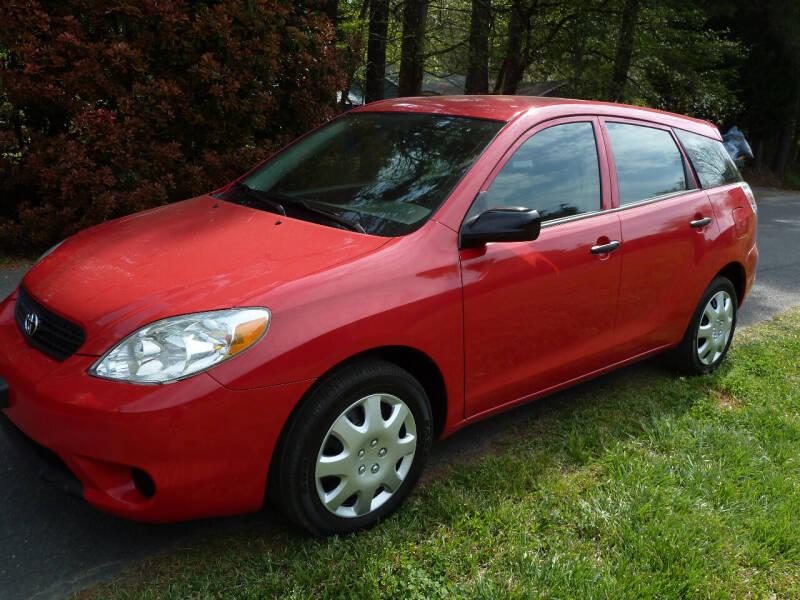 2006 Toyota Matrix for sale at Templar Auto Group in Matthews NC