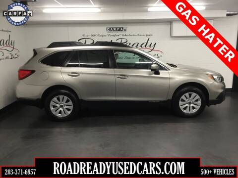 2016 Subaru Outback for sale at Road Ready Used Cars in Ansonia CT