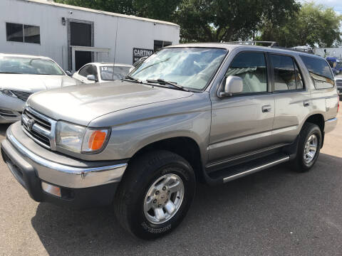 2002 Toyota 4Runner for sale at Cartina in Tampa FL