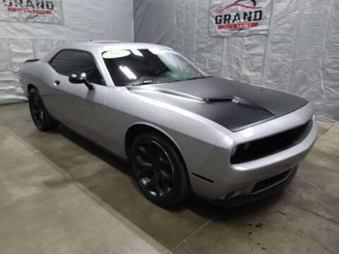 2015 Dodge Challenger for sale at GRAND AUTO SALES in Grand Island NE