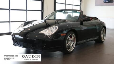 2005 Porsche 911 for sale at Gaudin Porsche in Las Vegas NV