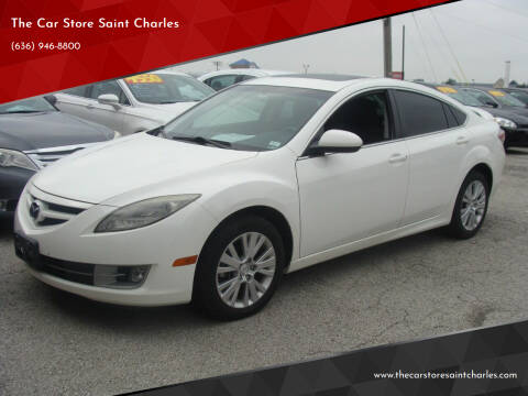 2010 Mazda MAZDA6 for sale at The Car Store Saint Charles in Saint Charles MO