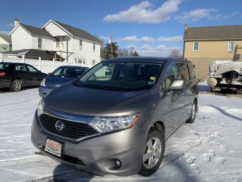 2013 Nissan Quest for sale at VINNY AUTO SALE in Duryea PA