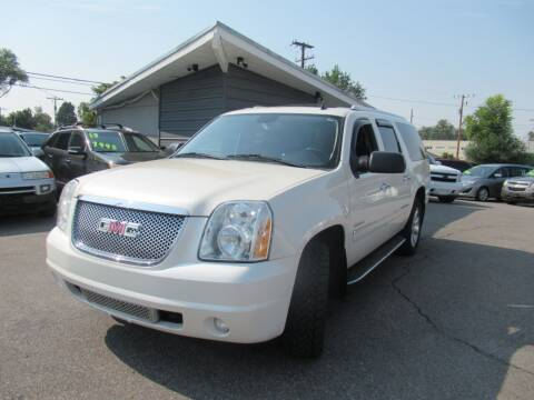 2010 GMC Yukon XL for sale at Crown Auto in South Salt Lake UT