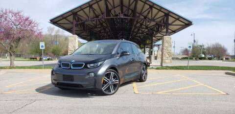 2017 BMW i3 for sale at D&C Motor Company LLC in Merriam KS
