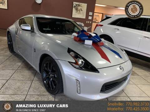2019 Nissan 370Z for sale at Amazing Luxury Cars in Snellville GA