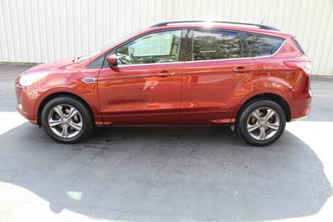 2015 Ford Escape for sale at Lansing Auto Mart in Lansing KS