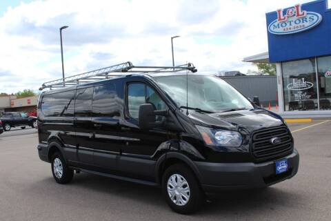 2017 Ford Transit Cargo for sale at L & L MOTORS LLC in Wisconsin Rapids WI