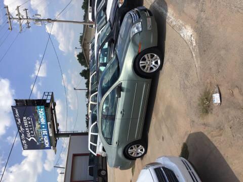 2009 Ford Fusion for sale at 4 B CAR CORNER in Anadarko OK
