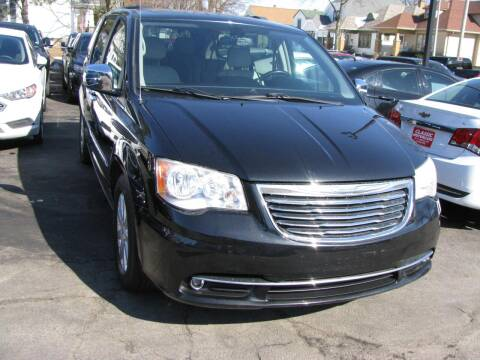 2012 Chrysler Town and Country for sale at CLASSIC MOTOR CARS in West Allis WI