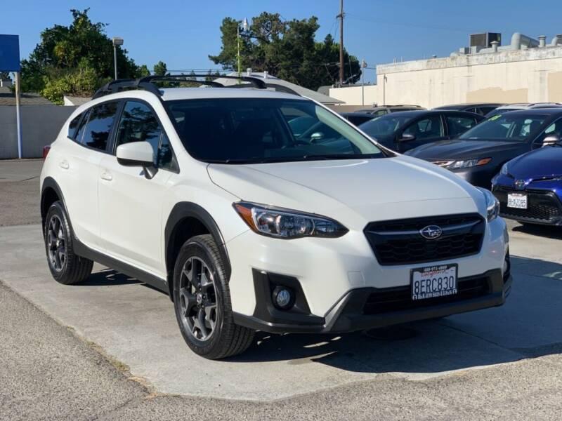2018 Subaru Crosstrek for sale at H & K Auto Sales & Leasing in San Jose CA