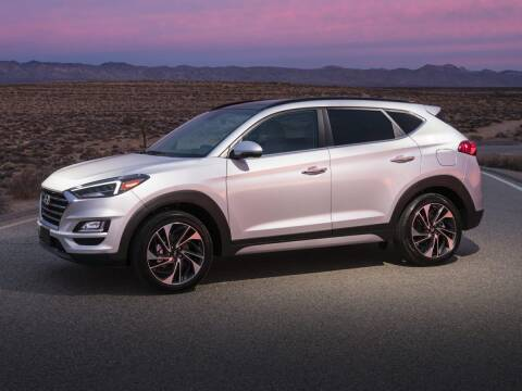 2020 Hyundai Tucson for sale at Radley Cadillac in Fredericksburg VA