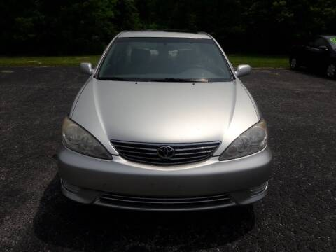 2006 Toyota Camry for sale at Discount Auto World in Morris IL