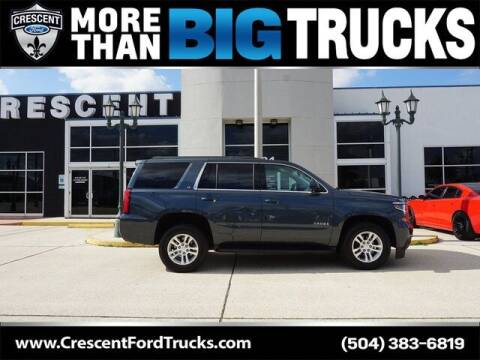 2020 Chevrolet Tahoe for sale at Crescent Ford in Harahan LA