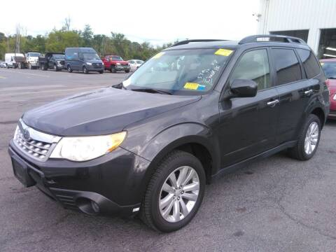 2013 Subaru Forester for sale at Action Automotive Service LLC in Hudson NY