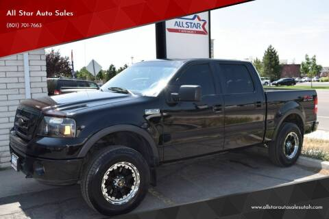 2008 Ford F-150 for sale at All Star Auto Sales in Pleasant Grove UT