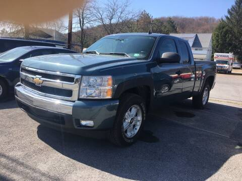 2007 Chevrolet Silverado 1500 for sale at K B Motors in Clearfield PA