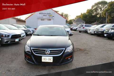 2010 Volkswagen CC for sale at Rochester Auto Mall in Rochester MN