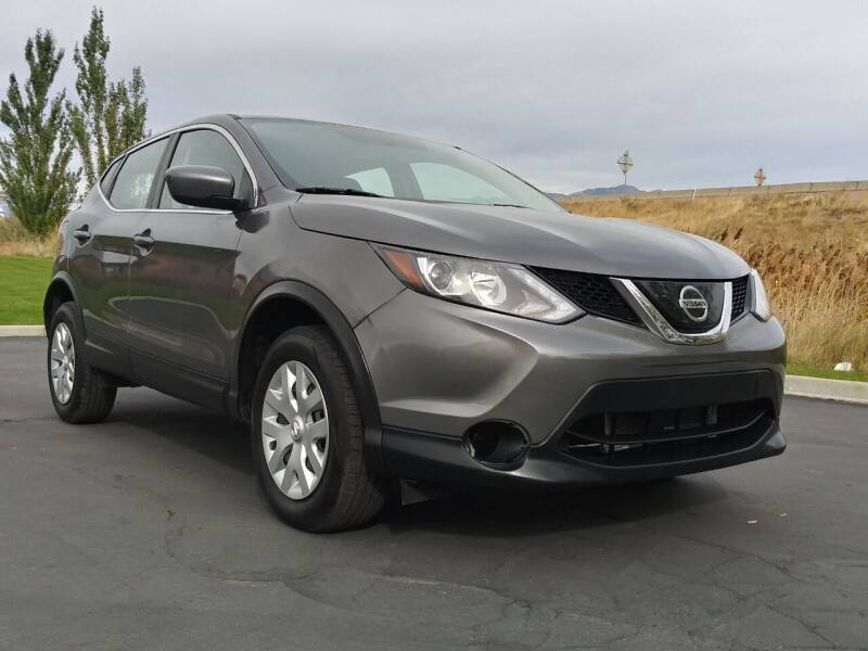 2018 Nissan Rogue Sport for sale at AUTOMOTIVE SOLUTIONS in Salt Lake City UT