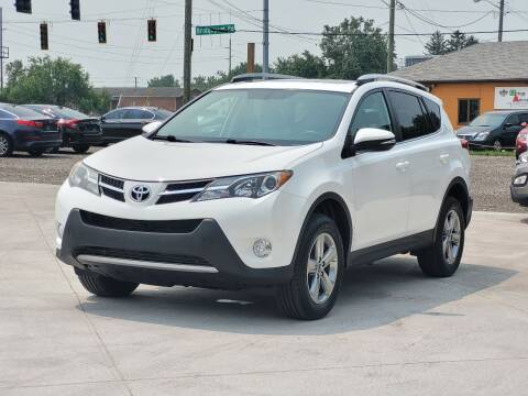 2015 Toyota RAV4 for sale at PRIME AUTO SALES in Indianapolis IN