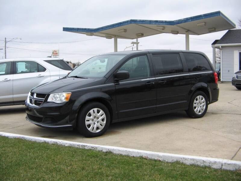 2016 Dodge Grand Caravan for sale at Rochelle Motor Sales INC in Rochelle IL