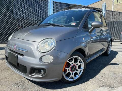 2012 FIAT 500 for sale at Illinois Auto Sales in Paterson NJ