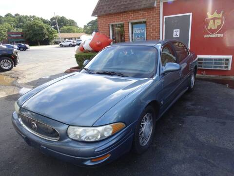 2001 Buick LeSabre for sale at AP Automotive in Cary NC